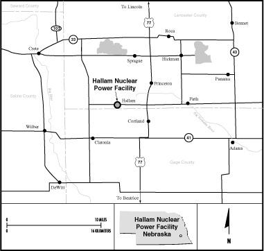 Hallam Nuclear Facility Information