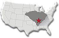 Savannah River Site SRS Nuclear Facility Information - Savannah river us map